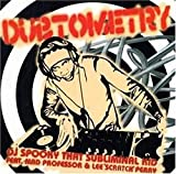 Album Dubtometry by DJ Spooky