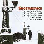 Shostakovich: String Quartets Nos. 10, 12 &…
