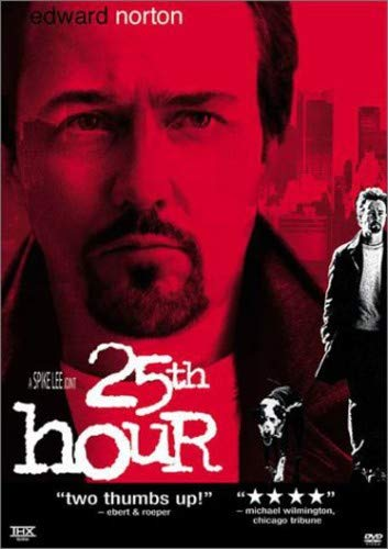 25th Hour DVD