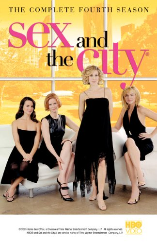 Sex and the City - The Complete Fourth Season