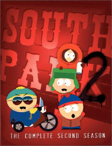 South Park - The Complete Second Season DVD