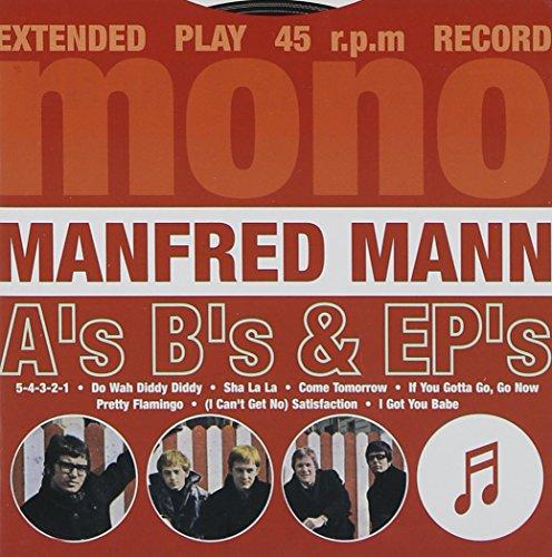 Manfred mann – watch your step | iron leg.