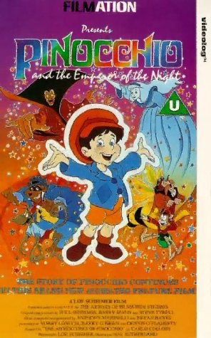 Get Pinocchio And The Emperor Of The Night On Video