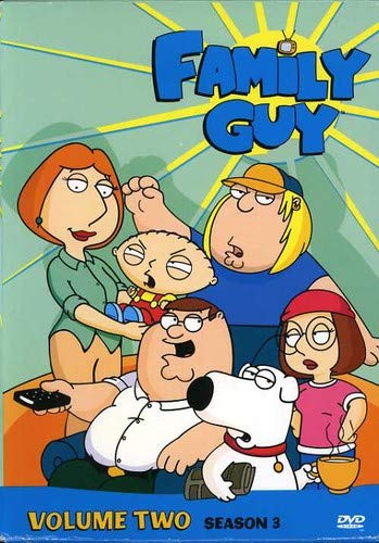 Family Guy, Vol. 2  DVD