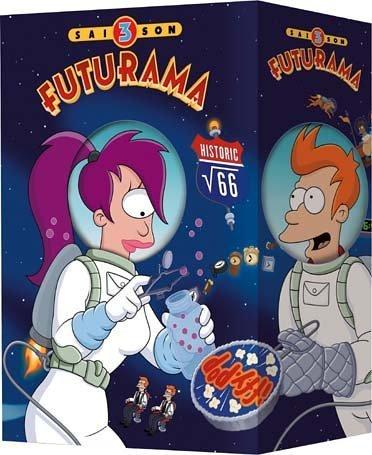 Regarder en streaming  Futurama - Saison 3