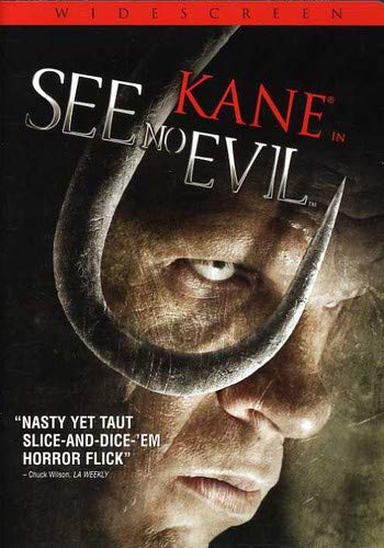 See No Evil  DVD