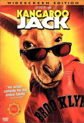 Kangaroo Jack  DVD