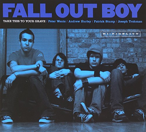 fall out boy フォール アウト ボーイ tell that mick he just