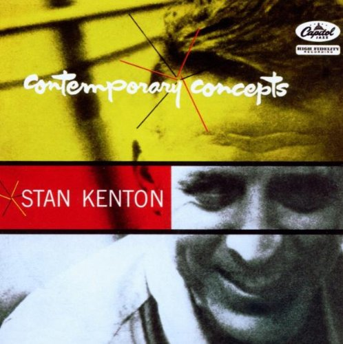 Contemporary Concepts by Stan Kenton