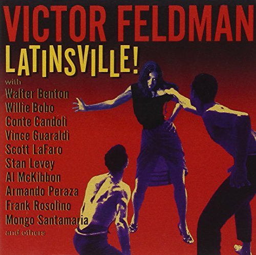 Album Latinsville! by Victor Feldman