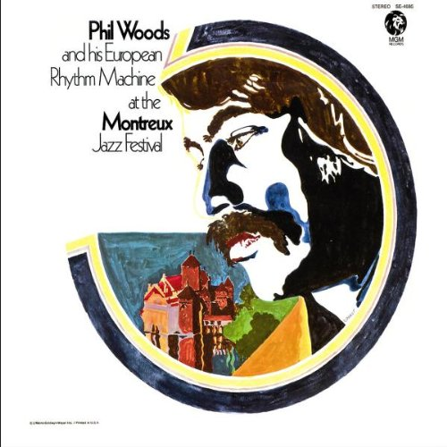 """Read """"Phil Woods and his European Rhythm Machine at the Montreux Jazz Festival"""" reviewed by Joshua Weiner"""