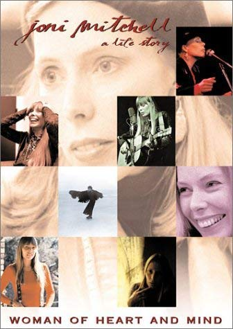 """Read """"Joni Mitchell: Woman of Heart and Mind"""" reviewed by Gregory J. Robb"""