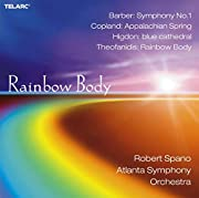 Rainbow Body / Blue Cathedral / Symphony 1 /…