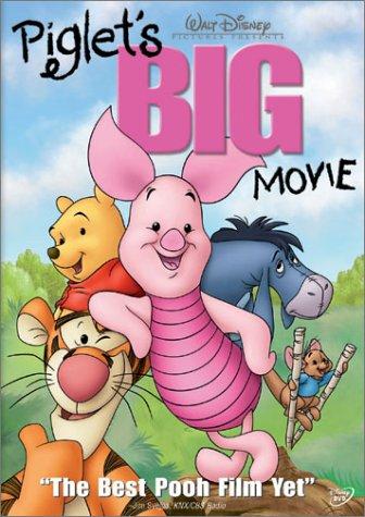 Get Piglet's BIG Movie On Video
