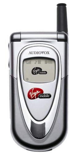 Remarkable virgin audiovox 8910 the ideal