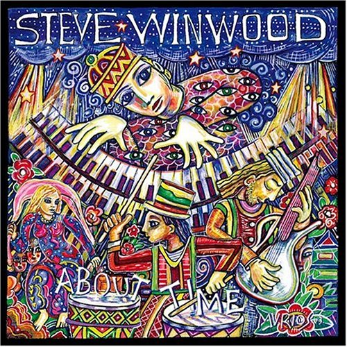Album About Time by Steve Winwood