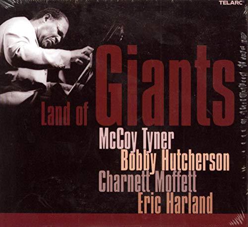 McCoy Tyner: Land of Giants
