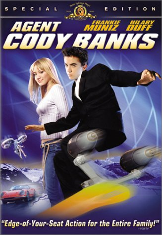 Agent Cody Banks part of Agent Cody Banks