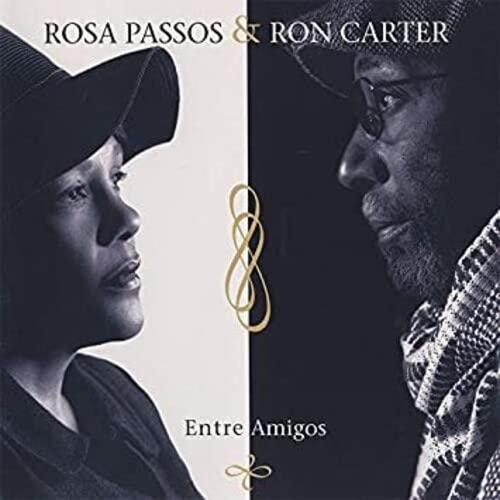 Album Entre Amigos by Rosa Passos