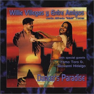 """Read """"Dancer's Paradise"""" reviewed by Javier AQ Ortiz"""