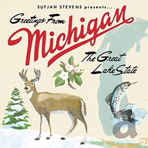 Greetings from Michigan: The Great Lakes State