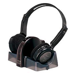 SONY オープン型コードレスヘッドホン 赤外線伝送 MDR-IF240RK