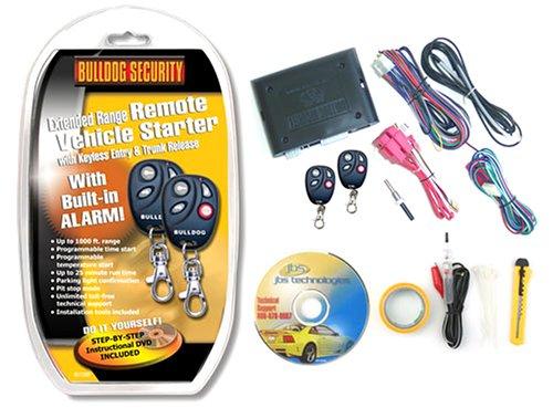 bulldog security rs 1300e remote starter w keyless entry. Black Bedroom Furniture Sets. Home Design Ideas