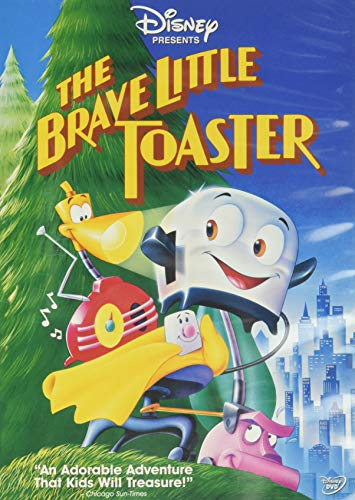 Get The Brave Little Toaster On Video