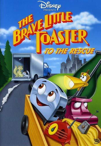 Get The Brave Little Toaster To The Rescue On Video