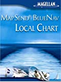 Magellan MapSend BlueNav Local Chart (Andros Island and Approaches)
