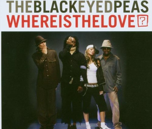 Where Is the Love [Australia CD]