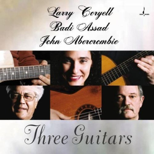 "Read ""Three Guitars"" reviewed by Joshua Weiner"