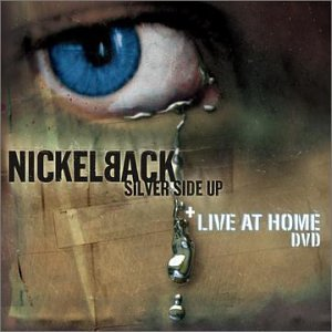 Silver Side Up/Live at Home [CD & DVD]
