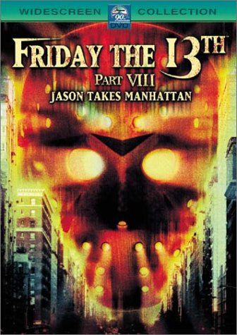 13日の金曜日PART8 ジェイソンN.Y.へ