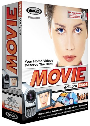 Magix movie edit pro 2004 for Magix movie edit pro templates
