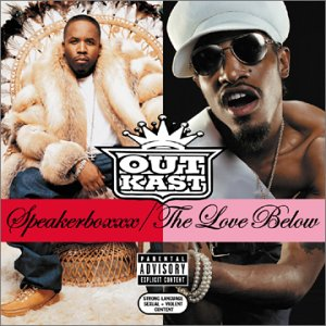 OutKast's Soon To Be Classic CD