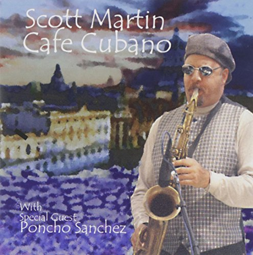 Album Caf by Scott Martin