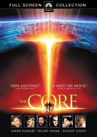 The Core  DVD