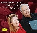 Previn: Violin Concerto/ Bernstein: Serenade…