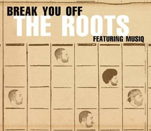 Break You Off [UK CD]