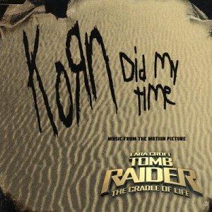 Did My Time [Australia CD]
