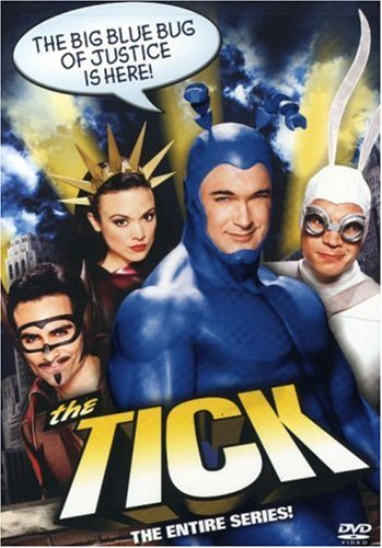 The Big Leagues part of The Tick Season 1