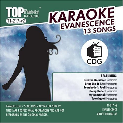 Wake Me Up, Parody Song Lyrics of Evanescence,
