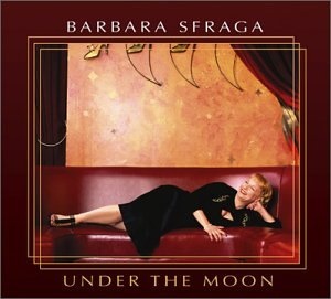 Album Under The Moon by Barbara Sfraga