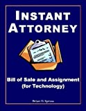 Instant Attorney's Bill of Sale and Assignment : Technology