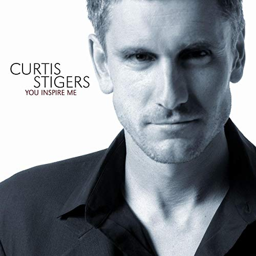 Album You Inspire Me by Curtis Stigers