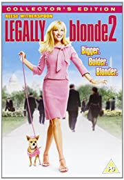 Legally Blonde 2: Red, White & Blonde de…