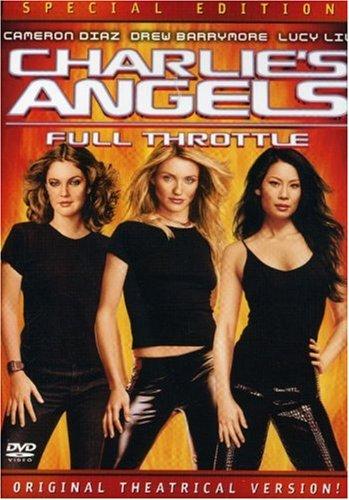 Charlie's Angels - Full Throttle  DVD