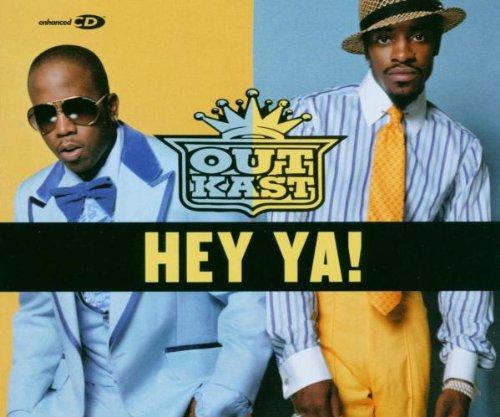 Hey Ya! [Australia CD]