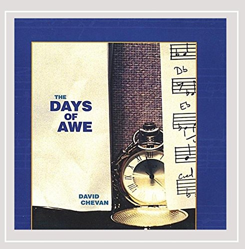 Album The Days of Awe by David Chevan